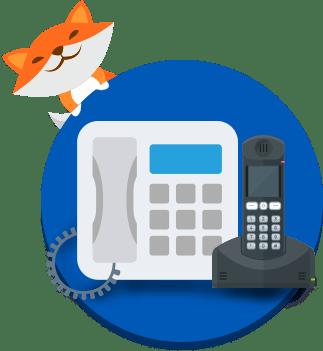 Netfox - Phone Service